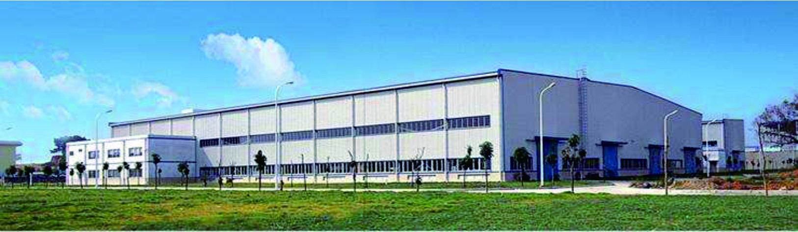 汾兰商贸饮品包装钢结构厂房一期、二期项目